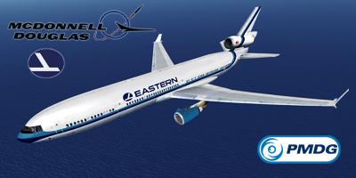 Eastern Airlines Virtual: Downloads / PMDG / PMDG MD-11 Textures