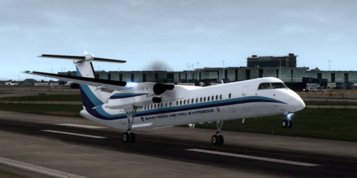 Eastern Airlines Virtual: Downloads / Majestic / Majestic Dash 8