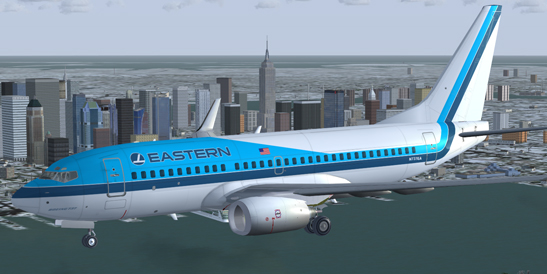 Eastern Airlines Virtual: Downloads / B737 / <font color=